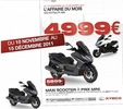 Kymco : offre spéciale 500 Xciting Ri