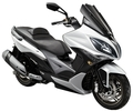 Kymco Xciting 400 i : formule gagnante
