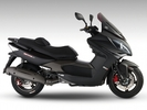 Essai Kymco Xciting 500cc RI Abs : la force tranquille