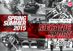 Mecanic Sport : catalogues printemps-été 2015
