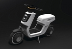 Volkswagen e-Scooter : objectif Chine