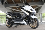 Patrick Pons : T-Max 530 50th Black White Gold