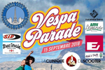 15 septembre 2018 : Vespa Parade, tous les sites