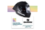 Shark Race R Pro GP FIM Racing #1 : casque homologué FIM