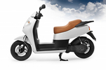 Scooter électrique vRone : made in Switzerland