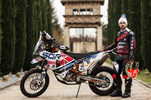 Moraco et Team 2B : Road to Dakar