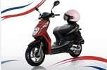 Radio Scoop : scooter à gagner