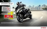 Yamaha T-Max 2011 : affaires à faire