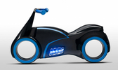 Scooter Light Cycle : Tron comme source d'inspiration