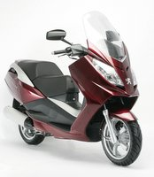Peugeot Satelis 125cc Bordeaux
