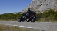 Essai Can Am Spyder RT Limited SE5 : trois roues ultime