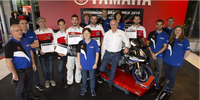 Yoann Roncier : Yamaha Technician Grand Prix 2016