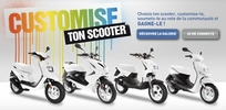 Customise ton scooter : scooter à gagner